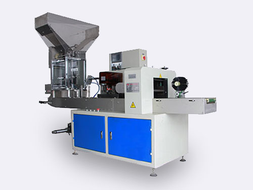 Blister packing machine supplier_Paper Straw Counting and Packing Machine